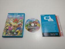 Mario Party 10 - Wii U - Nintendo - Boxed - Complete