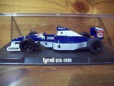 1/43 RBA MODELS TYRRELL 019 JEAN ALESI 1990