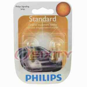 Philips High Beam Indicator Light Bulb for Chevrolet Corvair 1965-1969 rx