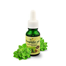 100% pure Essential Oregano Öl min. 72% Carvacrol 30ml biopurus