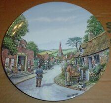 Royal Doulton Ltd Edition Collectors Plate SATURDAY MATINEE  - CRINKLEY BOTTOM