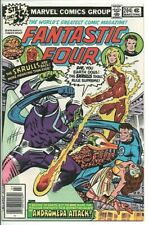 Marvel Comics The Fantastic Four #204 March 1979 The Skrulls are Back.  VF