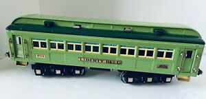 Lionel MTH Standard Scale Tin Plate Green Coral Isle No 426  Vintage USA