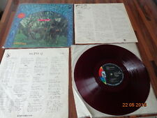 """CREEDENCE CLEARWATER REVIVAL """"SUZIE Q"""" - JAPAN LP - LP-8707  - RED WAX"""