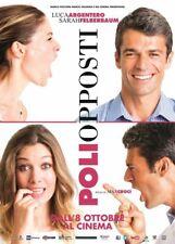 Dvd POLI OPPOSTI - (2015) ***  Luca Argentero ***.....NUOVO