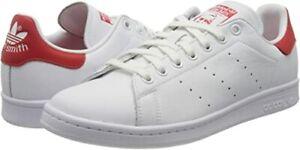 adidas Originals STAN SMITH UNISEX - rosse  - Sneakers basse