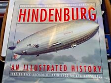 Hindenburg an Illustrated History: Reliving the Era of Great Airships 1994 vt