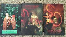Wormwood Ben Templesmith Graphic Novels IDW Pub Mixed lot Vol 1-3 - 1TPB 2HC VGC
