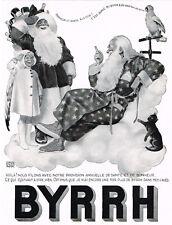 *** BYRRH *** publicité - 1937 - format 25 x 33