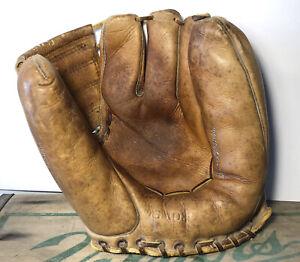 Vtg 1950s Bob Thomson MacGregor USA G108 Baseball Glove Personal Mitt