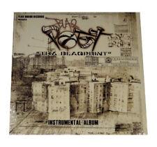 "BLAQ POET - 12"" BLAQPRINT DJ PREMIER INSTRUMENTALS"