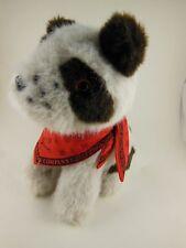 "Adorable 7"" Plush Dog ""Jack"" with Red Bandana Wells Fargo Pint Size Productions"