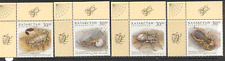 Kazakhstan 1997 Insects/Spiders/Nature 4v set (b2678)