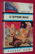 FLEUVE NOIR ANTICIPATION 1968 N°362 LE SEPTIEME NUAGE MAURICE LIMAT