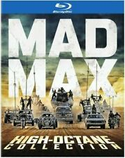 Mad Max High Octane Collection - Blu-ray Region 1