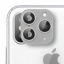 Kamera iPhone XS X Max Fake Objektiv Sticker Aufkleber Schutz Abdeckung Weiß