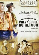 DVD : La chevauchée du retour - WESTERN - NEUF