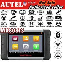 Autel MK808TS TPMS Tool Car Code Reader OBD2 EOBD Scanner Automotive All System