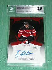 2016-17 The Cup BRAYDEN POINT AUTO 10/10 RC Programme of Excellence *SEE NOTE*