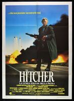 Manifesto The Hitcher The Long Strada Of Paura Rutger Hauer Howell M31