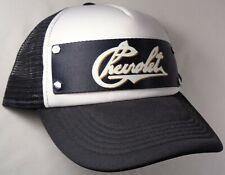 Hat Cap Front Nylon Strap Chevrolet Chevy Script CHAL