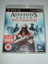 "Assassins Creed Brotherhood for Playstation 3  PS3  ""FREE UK  P&P"""