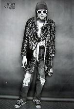 "NIRVANA ""KURT COBAIN FASHION SHOOT"" POSTER FROM ASIA - Grunge, Alt Rock Music"