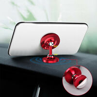 360° Magnetic Car Dashboard Phone Holder Universal Mount Stand For Cellphone GPS