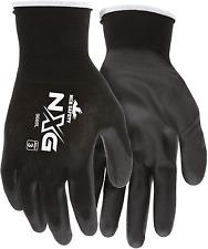 guantes de trabajo para work gloves con agarre alto rendimiento y calidad negro