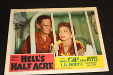 1954 Hell's Half Acre Lobby Card #2 Wendell Corey Evelyn Keyes 54-990 (C-5)