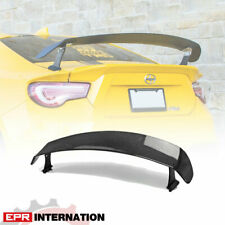 SRD Style Carbon Fiber Rear Spoiler Wing kit For TOYOTA SUBARU BRZ FT86 GT86 FRS