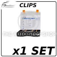 Paneles sujetadores y ribete Clips Ford b-max - Mustang 291 Piezas 1 Set parte: 90