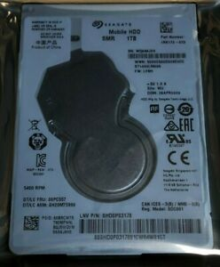 """Seagate BarraCuda ST1000LM035 1TB SATA 2.5"""" 7mm 128MB Cache HDD laptop dell HP"""