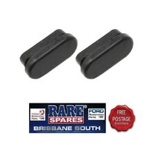 FORD FALCON DRUM BRAKE ADJUSTMENT HOLE RUBBER PLUGS SUITS XR XT XW XY WITH DISCS