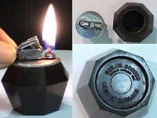 Briquet ancien de Bureau type Draeger ou KW Desk Lighter Feuerzeug accendino