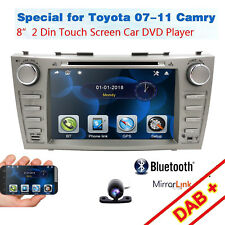 """8"""" Radio For Toyota Camry 2007 2008 2009 2010 2011 GPS Car Stereo DVD Player+CAM"""