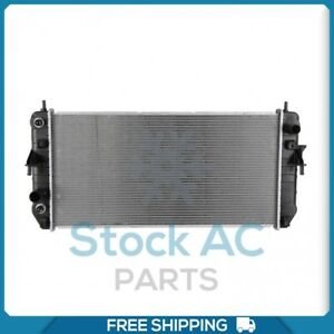 NEW Radiator for Buick Lucerne - 2006 to 2011 / Cadillac DTS - 2006 to 2011