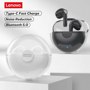 Lenovo LP80 Bluetooth Wireless Earphones Stereo Headphones Earbuds Mini In-Ear