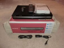 Sony RDR-HX750 DVD-Recorder / 160GB HDD in OVP, Black, inkl. FB&BDA, 2J.Garantie
