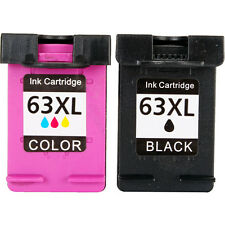 Compatible Ink Cartridges for HP 63XL Deskjet 1110 1112 2130 3630 3632 3634 3636