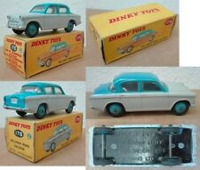 Dinky Toys 175 Hillman Minx Saloon die cast 1/43 met. grey blue