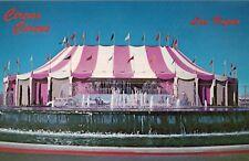 Las Vegas,NV.Circus Circus Hotel,Casino,Big Top,1968