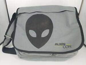 Aliencon Alien-Con Convention Bag. From 1st Convention Messenger Bag RARE