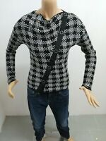 Cardigan EMPORIO ARMANI donna taglia size 38 maglia maglietta sweater woman 5534