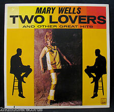 MARY WELLS-TWO LOVERS-Northern Soul Album-MOTOWN #M5-221V1