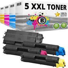 5 XL TONER für Kyocera M6026cdn M6026cidn M6526cdn M6526cidn P6026cdn TK590