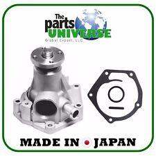 Water Pump W/ Gasket for 85-94 Subaru Loyale DL GL-10  DL 1.8L H4 MADE IN JAPAN