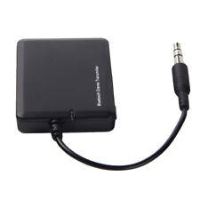 Mini 3.5mm Estéreo Audio Bluetooth Emisor Para TV PC ipod Adaptador Transmisor