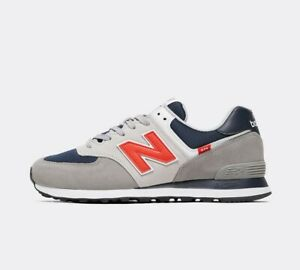 New Balance ML574 VAR Trainer | Grey / Navy / Red | LIMITED SIZES AND STOCK