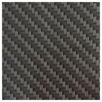 0.5x2M Black Carbon Fiber Print Water Transfer Dipping Hydro Hydro Film H9E7P